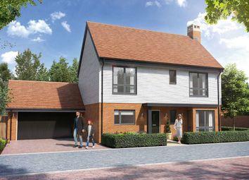 Thumbnail 4 bed detached house for sale in Chilmington Gate, Chilmington Avenue, Ashford