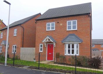 Thumbnail 3 bed detached house for sale in Western Heights Road, Meon Vale, Long Marston