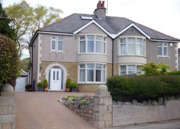 Thumbnail 4 bed semi-detached house for sale in Torrisholme Road, Lancaster
