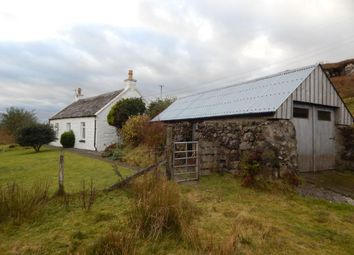 Thumbnail 2 bed cottage for sale in Prabost, Skeabost, Isle Of Skye