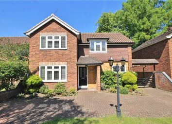 Thumbnail 3 bed detached house to rent in Sandalwood Avenue, Chertsey, Surrey