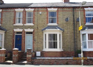 Thumbnail 3 bed terraced house to rent in West Road, Oakham