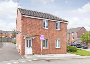 Thumbnail 2 bed flat for sale in Wylam Close, Clay Cross, Chesterfield