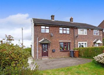 Thumbnail 3 bedroom semi-detached house for sale in Wood Street, Mow Cop, Mow Cop