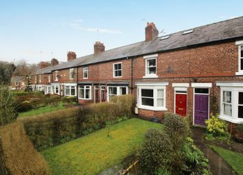 Thumbnail 2 bed terraced house for sale in Ascol Drive, Plumley, Knutsford, Cheshire