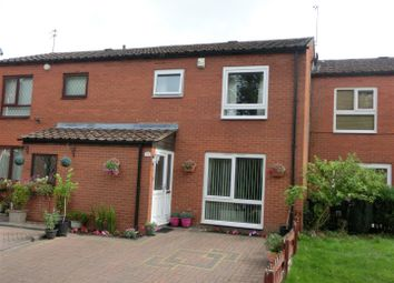 Thumbnail 3 bed town house for sale in Brookwood Avenue, Hall Green, Birmingham