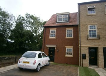 Thumbnail 3 bed semi-detached house to rent in Palace Mews, Corby
