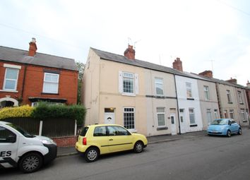 Thumbnail 2 bed end terrace house to rent in Chester Street, Chesterfield