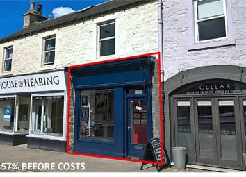 Thumbnail Commercial property for sale in 52 Bank Street, Galashiels, Scottish Borders