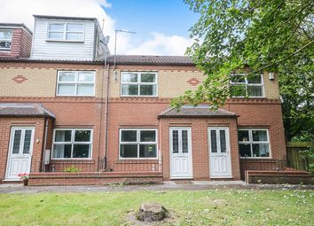 Thumbnail 2 bed terraced house to rent in Bowling Green Court, York
