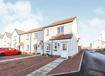 Thumbnail 3 bedroom end terrace house for sale in Ladyacre Wynd, Montgomerie Park, Irvine