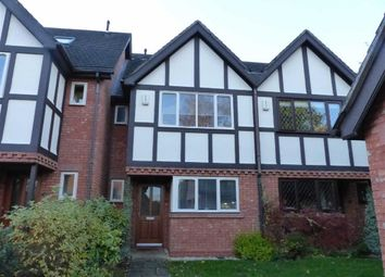 Thumbnail 4 bed town house for sale in St Johns Way, Sandiway, Cheshire