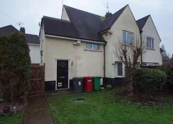 Thumbnail 1 bed flat to rent in St. Georges Crescent, Cippenham, Slough