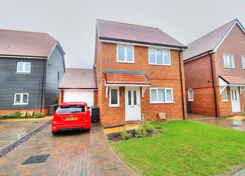 Thumbnail 4 bed detached house for sale in Willow Herb Way, Stone Cross, Pevensey