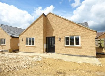 Thumbnail 3 bed detached bungalow for sale in Drybread Road, Whittlesey, Peterborough, Cambridgeshire