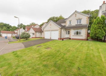 Thumbnail 4 bed detached house for sale in Rothes Drive, Murieston, Livingston