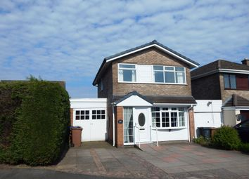 Thumbnail 4 bed link-detached house for sale in Holly Grove Lane, Burntwood