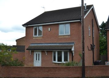 Thumbnail 3 bed detached house to rent in Springvale Close, Danesmoor, Chesterfield