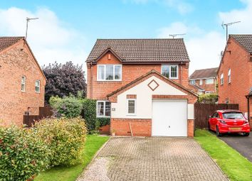 Thumbnail Detached house for sale in Sorrel Close, Uttoxeter