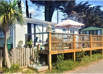 Thumbnail 1 bed mobile/park home for sale in Trevilledor Caravan Site, St Mawgan Newquay
