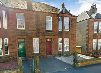 Thumbnail 2 bed flat for sale in 48 Argyle Road, Saltcoats, North Ayrshire