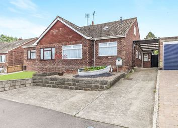 Thumbnail 3 bed semi-detached house for sale in Hillview Close, Rowhedge, Colchester