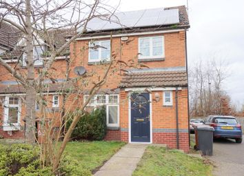 Thumbnail 3 bedroom end terrace house for sale in Nene Place, Northampton