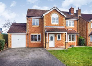 Thumbnail 4 bed detached house for sale in Midholm, Cherry Willingham, Lincoln