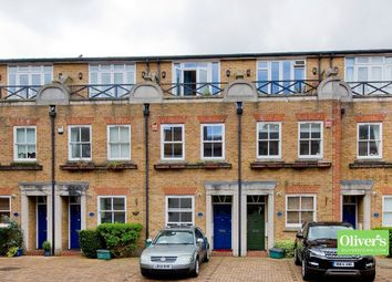 Thumbnail 3 bed town house to rent in Old Dairy Mews, Kentish Town Road, Kentish Town
