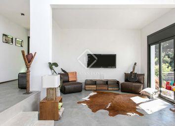 Thumbnail 4 bed villa for sale in Spain, Barcelona, Barcelona City, Zona Alta (Uptown), Vallvidrera / Tibidabo, Bcn5987