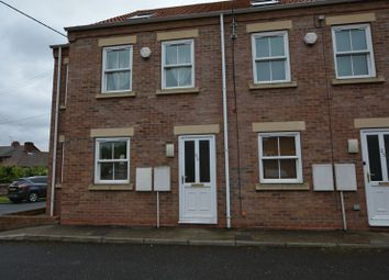 Thumbnail 3 bed end terrace house to rent in West Street, Winterton, Scunthorpe