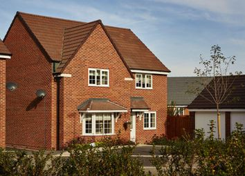 "Thumbnail 4 bed detached house for sale in ""Cambridge"" at Hampton Dene Road, Hereford"