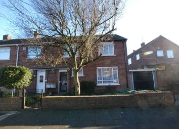 Thumbnail 3 bedroom property for sale in Eshott Close, Gosforth, Newcastle Upon Tyne