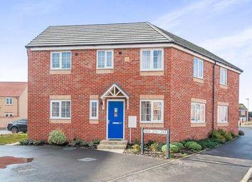 Thumbnail 3 bedroom semi-detached house for sale in Apollo Avenue, Peterborough, Cambridgeshire