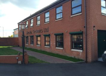 Thumbnail Office for sale in Electric House, Tame Valley Business Park, Tamworth
