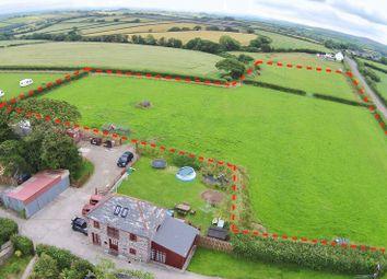 Thumbnail 3 bed equestrian property for sale in Boyton, Devon