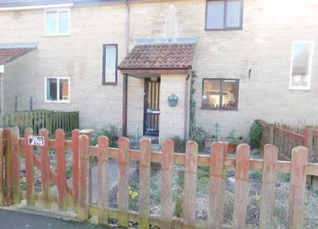 Thumbnail 2 bed terraced house for sale in Leaches Close, Tintinhull, Yeovil