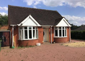 Thumbnail 3 bed bungalow for sale in Ashley Road, St. Georges, Telford