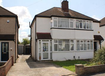 Thumbnail 2 bed end terrace house to rent in Crosier Way, Ruislip