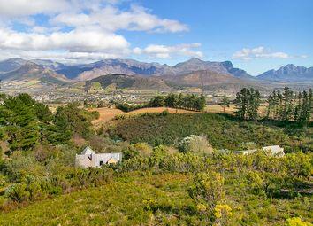 Thumbnail Farm for sale in South Africa, Franschhoek, Franschhoek