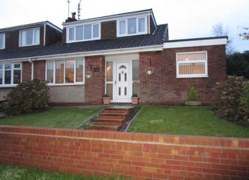 Thumbnail 4 bed bungalow for sale in Montrose Gardens, Royton, Oldham