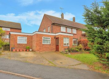 Thumbnail 3 bed semi-detached house for sale in Noke Shot, Harpenden