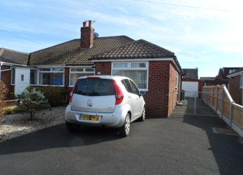 Thumbnail 2 bed semi-detached bungalow for sale in Quail Holme Road, Knott End-On-Sea, Poulton-Le-Fylde