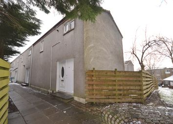 Thumbnail 4 bed end terrace house for sale in Marmion Place, Cumbernauld