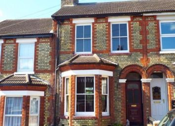 Thumbnail 3 bed terraced house for sale in Lascelles Road, Dover, Kent, England
