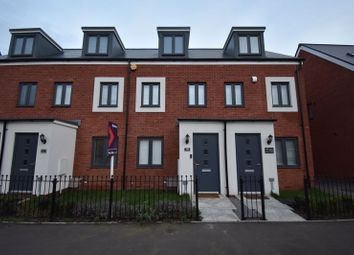 3 bed terraced house for sale in Willowherb Road, Emersons Green, Bristol BS16