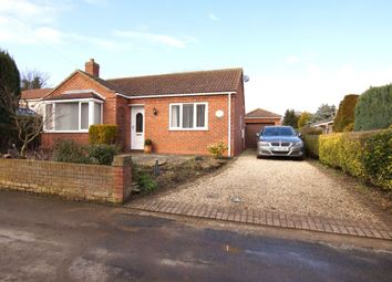 Thumbnail 2 bed bungalow for sale in Chapel Lane, Whitton, Scunthorpe