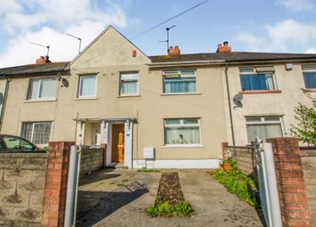 3 bed terraced house for sale in Whitmuir Road, Splott, Cardiff CF24
