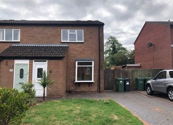 Thumbnail 2 bed semi-detached house to rent in Rainsbrook Drive, Shirley, Solihull, West Midlands