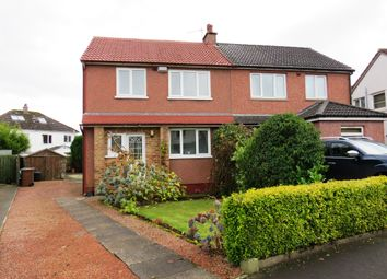 Thumbnail 2 bed semi-detached house for sale in Alexander Avenue, Eaglesham, Glasgow